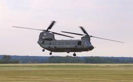 Chinook CH-47 Fotografia Stock