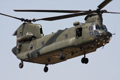 Chinook de Boeing CH-47 Photographie stock