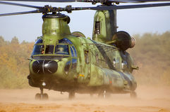 Chinook helicopter Royalty Free Stock Photography