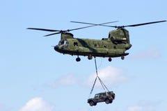 Chinook-helikopter Royalty-vrije Stock Fotografie