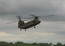 Chinook helikopter Obrazy Stock