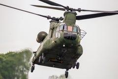 Chinook helikopter Royaltyfria Bilder