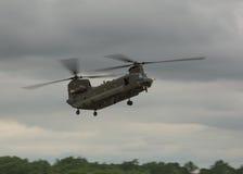 Chinook-Hubschrauber Stockbilder