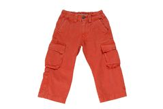 Chinos for boy Stock Photography