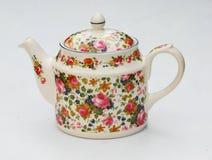 Chintz Teapot Stock Photo