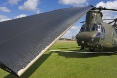 Chinuk de Boeing CH-47 Fotos de archivo libres de regalías