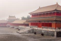 Chiny architektura Zdjęcia Royalty Free