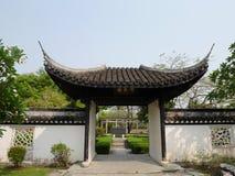 Chiny dach obrazy stock