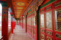 chiny lama świątynia Yunnan Zdjęcia Royalty Free