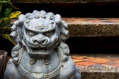 chiny lwa zwolnień kamień Nanjing Fotografia Stock