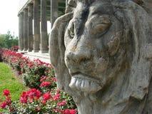 chiny lwa zwolnień kamień Nanjing Zdjęcie Royalty Free