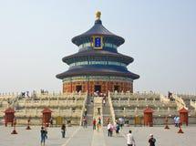 chiny niebiańskiej świątyni Fotografia Royalty Free