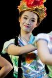 Chiny, Pekin opery tana występy Obraz Royalty Free
