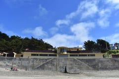 Chiny plaża chowany klejnot golden gate Krajowy Rekreacyjny teren, 2 obraz stock