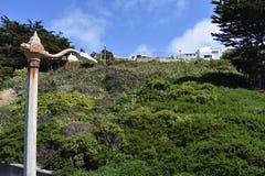 Chiny plaża chowany klejnot golden gate Krajowy Rekreacyjny teren, 6 obrazy stock