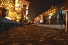 chiny uliczna wioski Obraz Stock