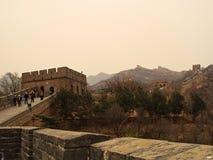 chiny wielki mur Obraz Stock