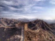chiny wielki mur Zdjęcia Stock