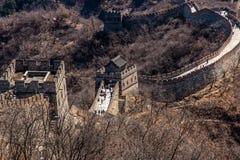 chiny wielki mur Fotografia Stock
