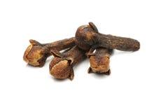 Chiodi di garofano aromatici Fotografie Stock Libere da Diritti