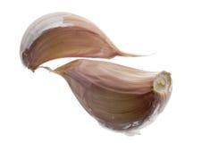 Chiodi di garofano di aglio Immagine Stock