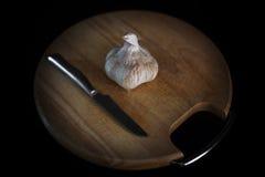Chiodo di garofano di aglio fotografie stock libere da diritti