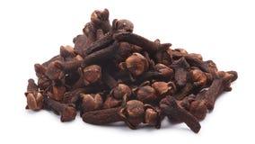 Chiodo di garofano-germogli del syzygium aromaticum, percorsi Fotografia Stock