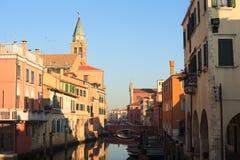 chioggia Ιταλία Στοκ φωτογραφία με δικαίωμα ελεύθερης χρήσης