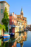 Chioggia Stock Photo