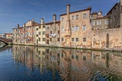 Chioggia Στοκ εικόνες με δικαίωμα ελεύθερης χρήσης