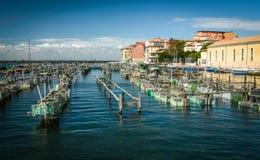 Chioggia Στοκ φωτογραφία με δικαίωμα ελεύθερης χρήσης