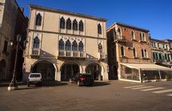 Chioggia, Italien Stockbild