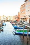 Chioggia, Italien Stockfoto