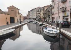 Chioggia, nahe Venedig Lizenzfreie Stockfotos
