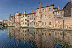 Chioggia Royalty Free Stock Images