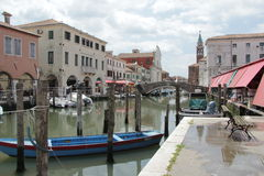 Chioggia Royalty Free Stock Photography
