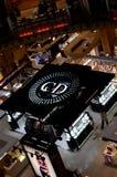 Chiosco della galleria Lafayette Parigi - di Christian Dior Fotografia Stock