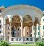 Chiosco-della Musica (1929 durch Architekten Luigi Devoto und Künstler Lizenzfreie Stockfotos