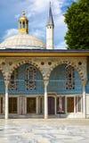 Chiosco di Bagdad nel palazzo di Topkapi, Costantinopoli immagine stock libera da diritti