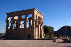 Chiosco di Trajan Fotografia Stock Libera da Diritti