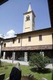 Chiostro e campanile Royalty Free Stock Image