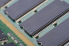 Chip Stockbild