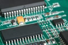 Chip fotografie stock