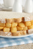 Chip Butty Stock Images