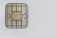 Chip Card Immagine Stock Libera da Diritti