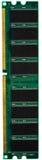 Chip de memoria de la RAM del ordenador Imagenes de archivo