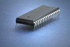 Chip de ordenador foto de archivo libre de regalías