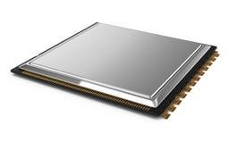 Chip de ordenador Fotos de archivo libres de regalías