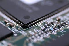 Chip de ordenador Fotos de archivo