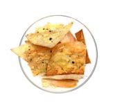 Chip dei nacho Fotografia Stock